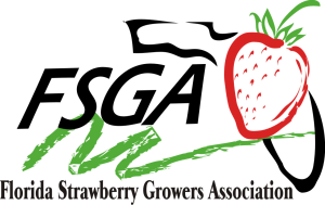 Logo of Florida Strawberry Growers Association