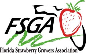 Logo of Florida Strawberry Growers Association