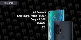 Motorola edge plus specifications