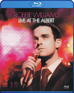 Robbie Williams: Live at the Albert [BD25]