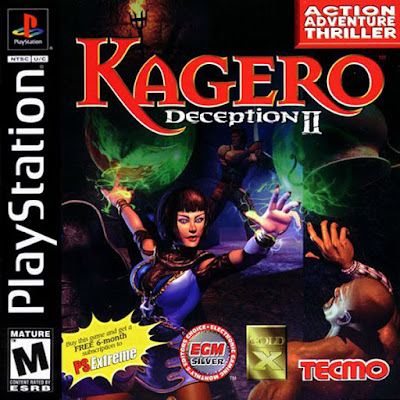 descargar kagero deception 2 psx mega