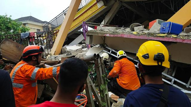 Gempa Sulbar Capai 46 Korban Jiwa