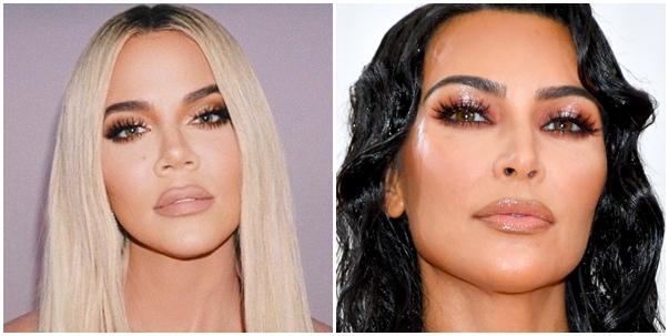 truques de maquiagem e beleza das Kardashian-Jenner