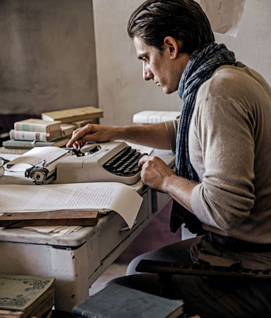 Luca Marinelli: Martin Eden powstawał m.in. w Teatro Bellini w Neapolu