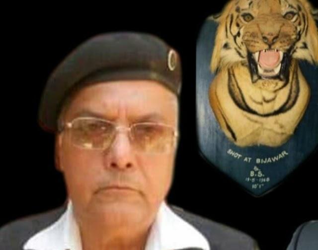 पन्ना टाइगर रिजर्व की सौगात दिलाने वाले.. दमोह पन्ना संसदीय क्षेत्र से 1989 में भाजपा की टिकिट पर सांसद बने.. पन्ना के पूर्व महाराजा कुंवर लोकेंद्र सिंह का बीमारी के चलते निधन.. कुछ दिन पूर्व कोरोना रिपोर्ट भी आई थी पॉजिटिव..