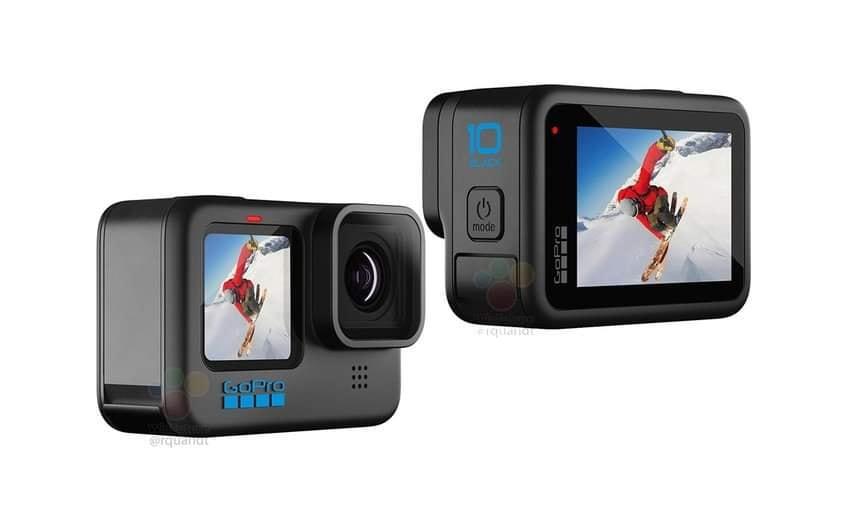 GoPro Hero10 Black - The next-generation action camera