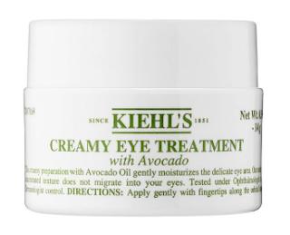 علاج كريمي للعيون مع الأفوكادو Kiehl's