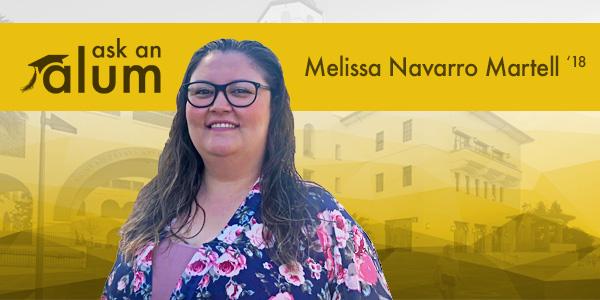 Dr. Melissa Navarro Martell graphic