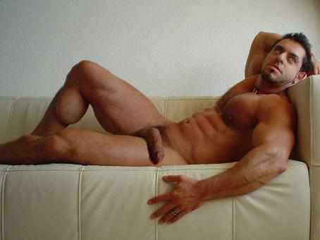 nudist boner
