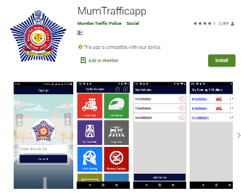 MumTrafficapp Download In Google Playstore