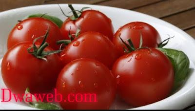 الطماطم مصدرللكولاجين