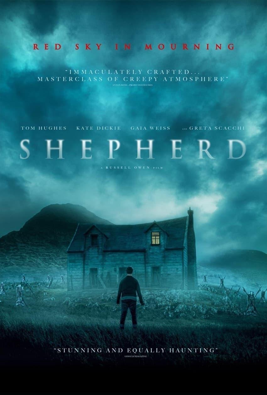 Вышел трейлер независимого мистического хоррора Shepherd - Постер
