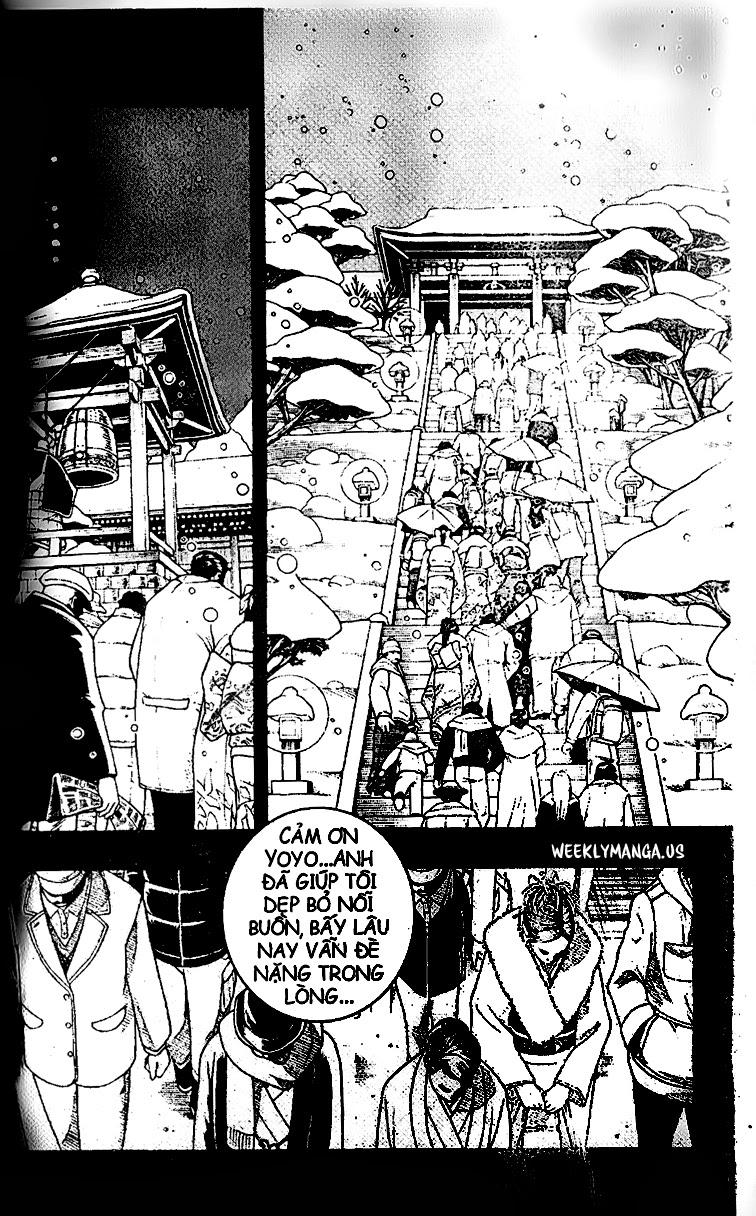 Shaman King [Vua pháp thuật] chap 170 trang 21