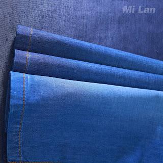 Vải Jean Áo Cotton 3232