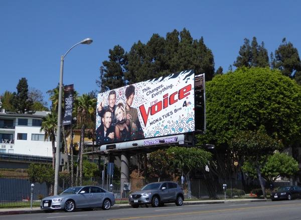 Voice season 11 billboard