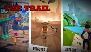 The Trail MOD v6635 Apk Terbaru
