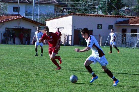 Φωτορεπορτάζ από τον αγώνα ΑΟ Καστωρ – Γραμμοχώρια 1-0