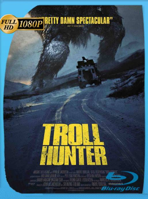 Troll Hunter (2010) BRRip [1080p] Latino [GoogleDrive] Ivan092