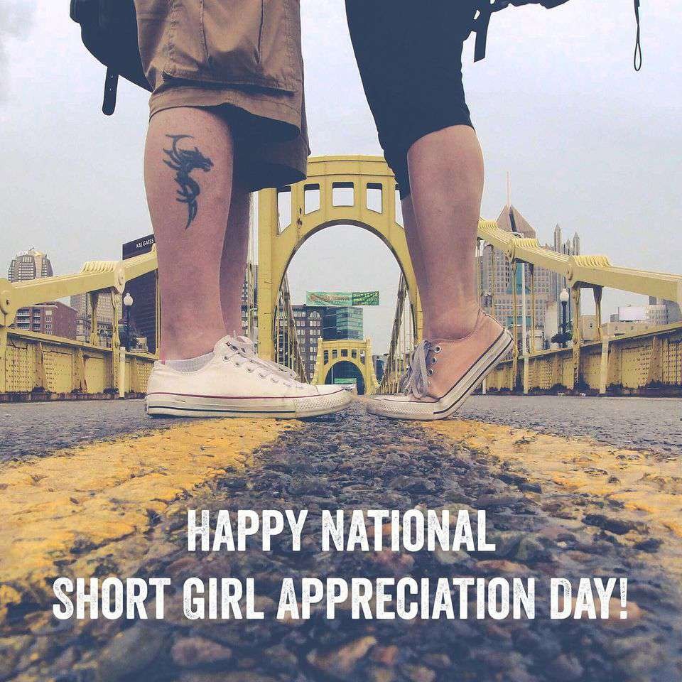 National Short Girl Appreciation Day Wishes Sweet Images
