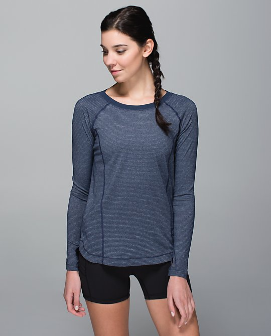 lululemon turn it up ls