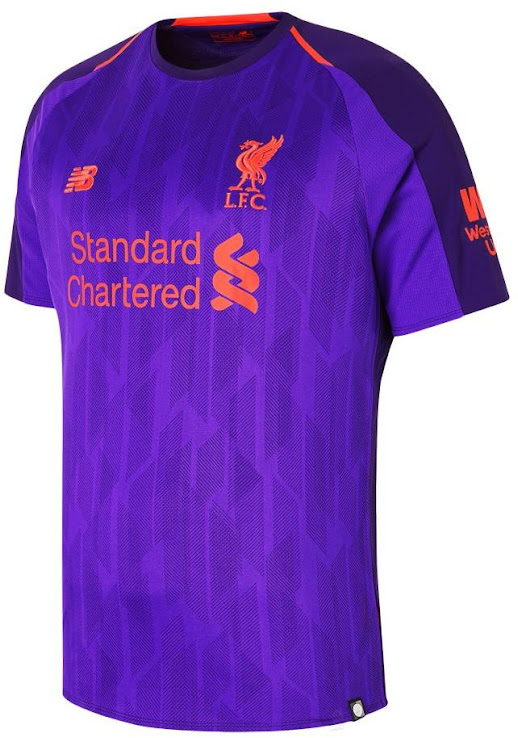 24fcb804614 Liverpool 18-19 Away Kit Released - Footy Headlines