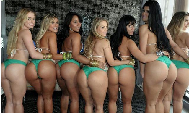 Miss Bum Bum competitors