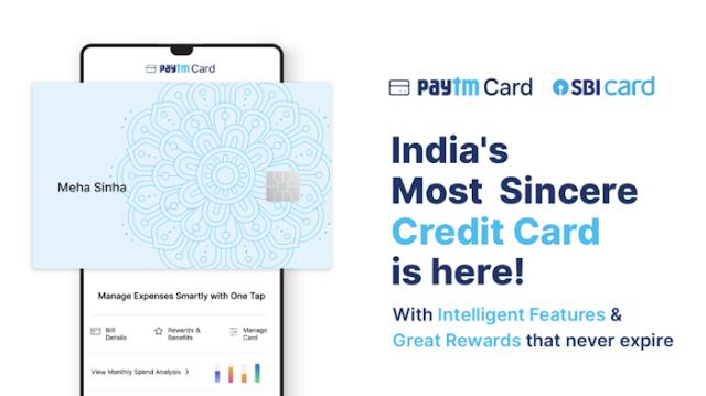 Paytm SBI Card