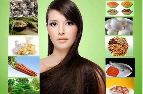 VITAMINS AND MINERALS FOR HAIR GROWTH