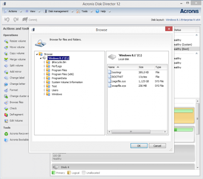 Acronis Disk Director 12 Final Full version