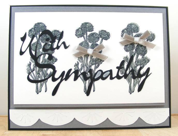 Hampton Art Blog With Sympathy Card By Beverly Sizemore