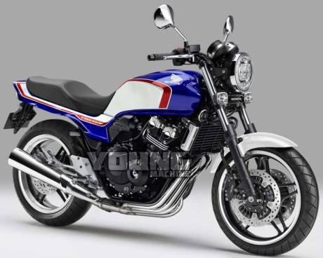 Honda CBX400F,2021 Honda CBX400F,Honda CB400,2022 Honda CB400,