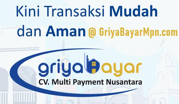 Web Resmi Pendaftaran Loket PPOB Griya Bayar CV Multi Payment Nusantara