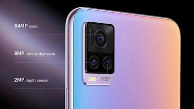Kamera Vivo S7 5G
