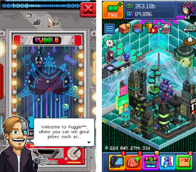 PewDiePie's Tuber Simulation Gameplay Features