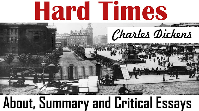 Hard Times characters, hard times, sparknotes, du english hon. exam hard times,