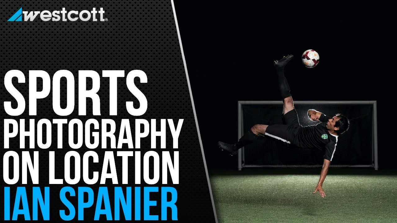 On-Location Sports Photography Lighting