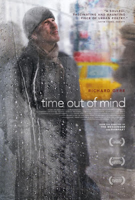 Time Out of Mind, invisibles, cine, cartelera, película, nos vamos al cine, richard gere,