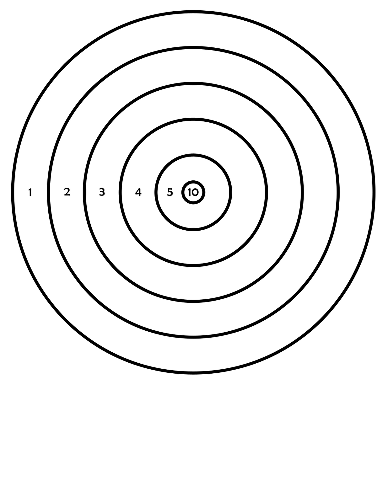 Printable Targets Bb Gun Professional Resume Cv Maker