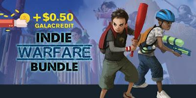 Indiegala Indie Warfare Steam Bundle