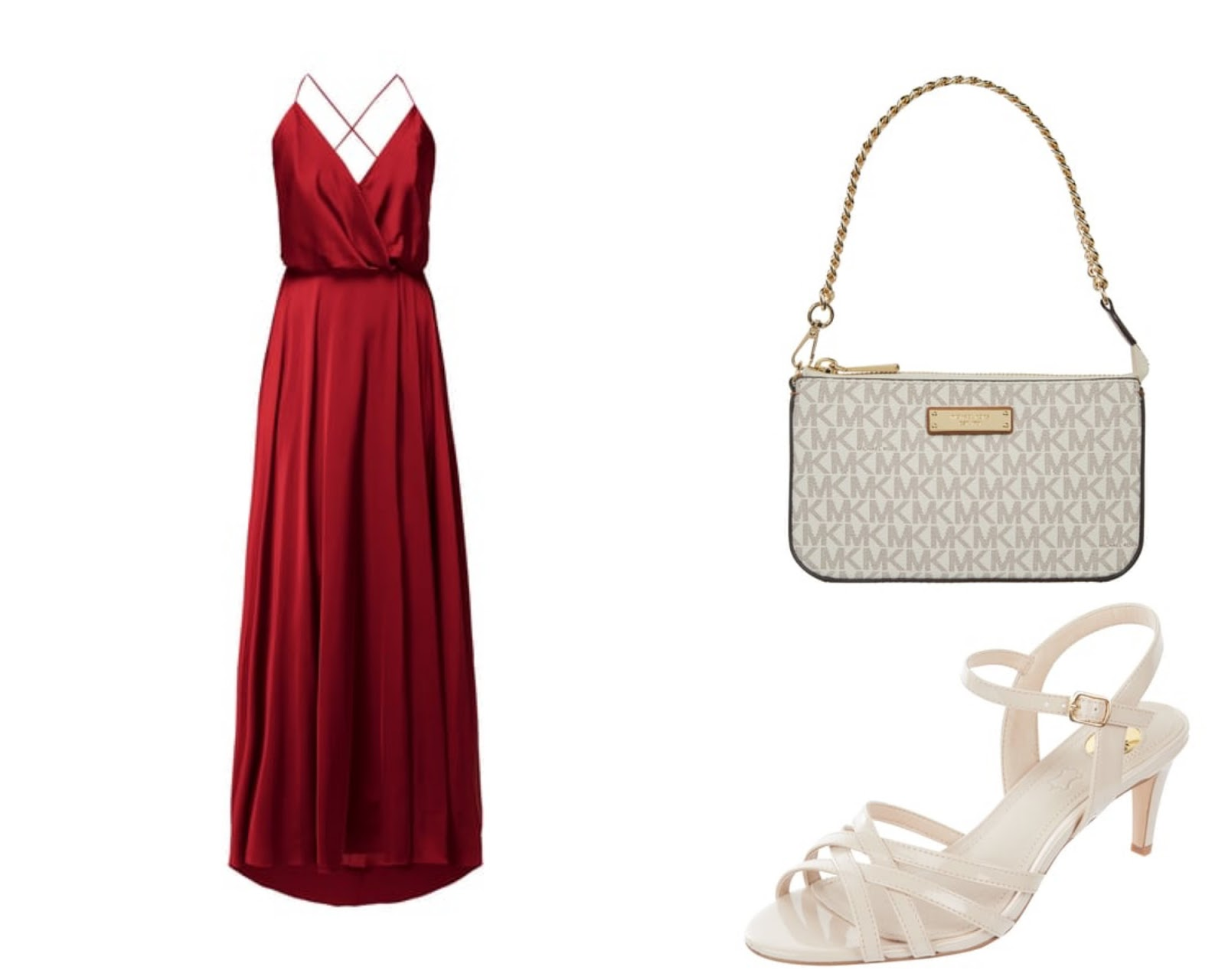 rotes-Satinkleid-Abendkleid