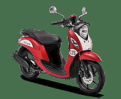 Spesifikasi, Fitur, dan Warna Yamaha Fino Sporty