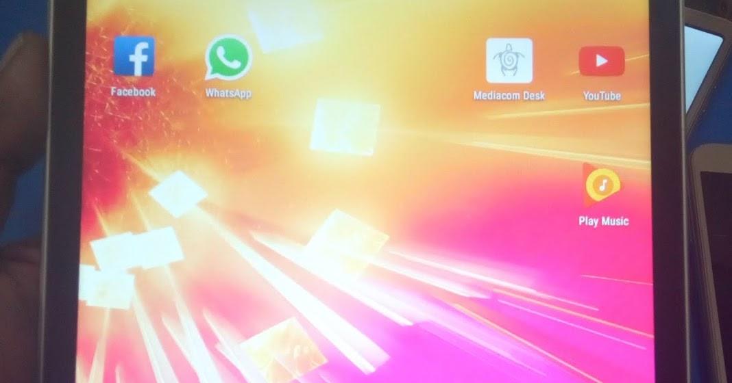Mediacom M-SP10HXAH Stock Firmware Rom (Flash File)