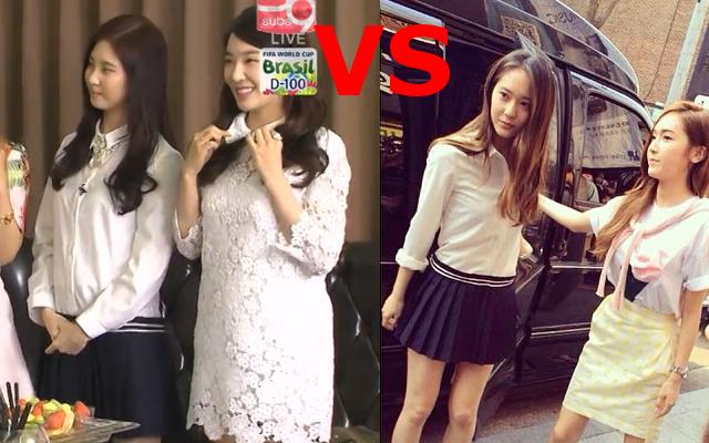 Seohyun and luhan dating