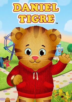 Daniel Tiger's 2018 Custom HD Latino