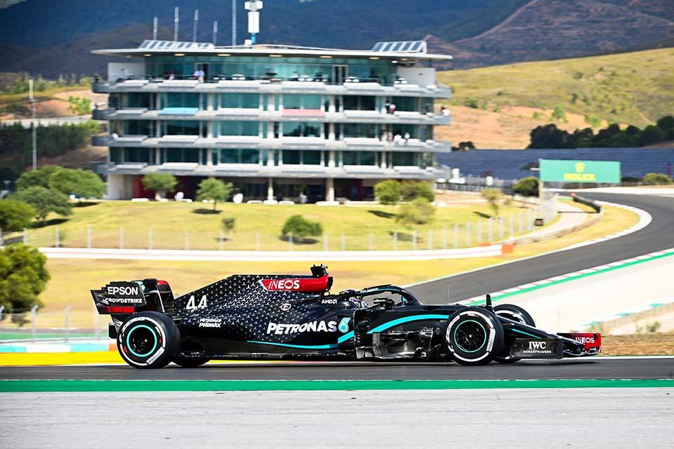 GP de Portugal, F1 - Reprodução Internet