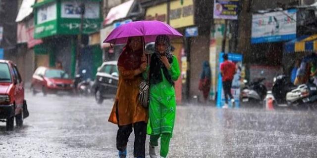 GWALIOR WEATHER FORECAST : 15 अगस्त को होगी अच्छी बारिश