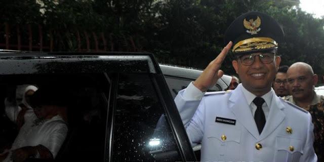 Peluangnya Kecil, Anies Baswedan Tidak Perlu Berharap Dukungan Dari Jokowi