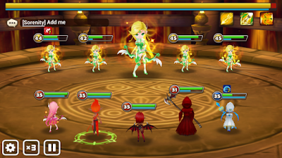 Summoners War Mod Apk v3.5.1 (No Root) God Mode
