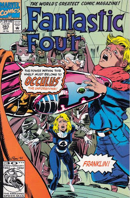 Fantastic Four #363, Occulus
