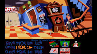 Videojuego Maniac Mansion 2 Day of the Tentacle